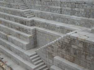 Escaleras laberínticas