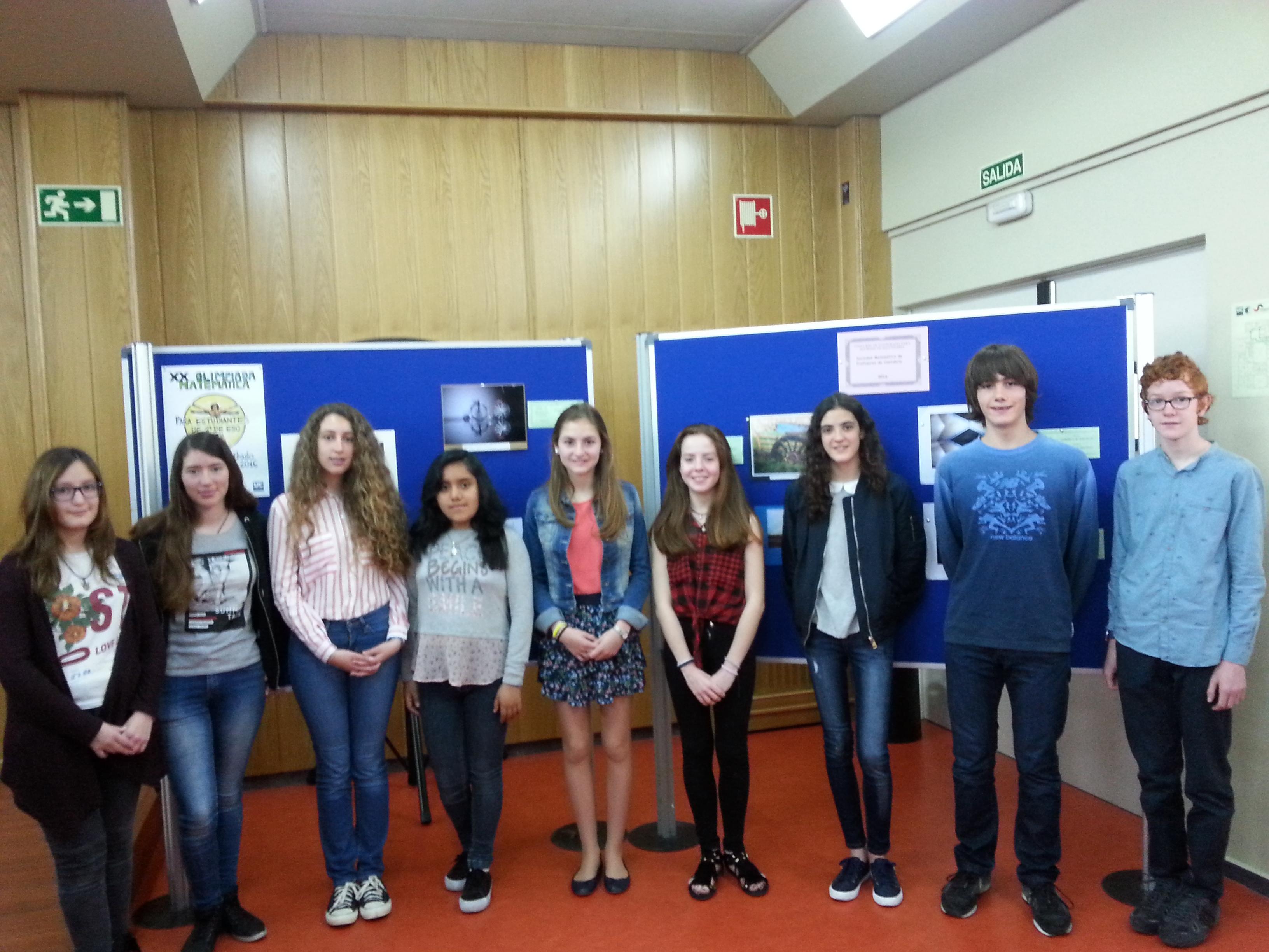 Entrega de premios de los concursos de la smpc sociedad for Concurso para profesores